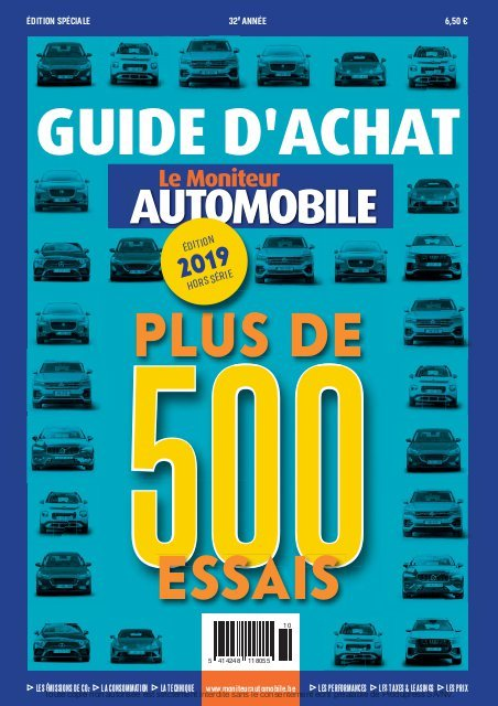 Guide d'Achat 2018-2019