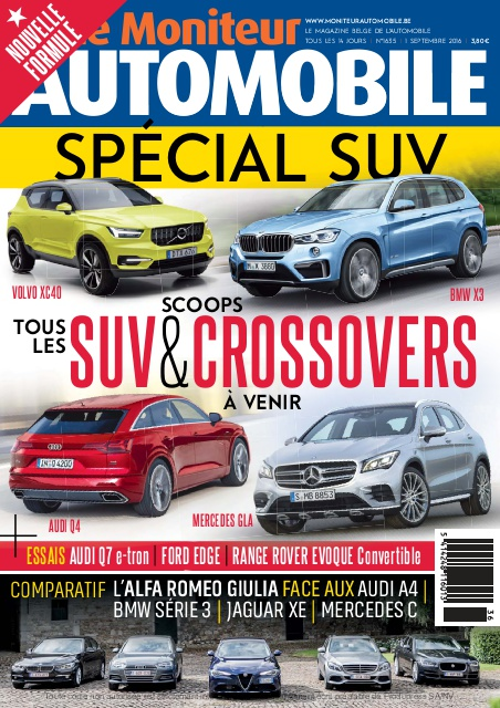 E-magazine Moniteur Automobile Magazine n°1635
