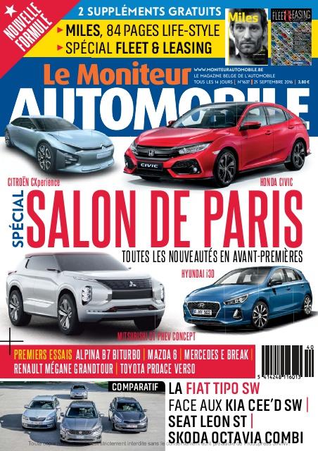 Moniteur Automobile magazine n° 1637