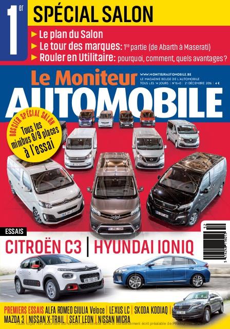 Moniteur Automobile magazine n° 1643
