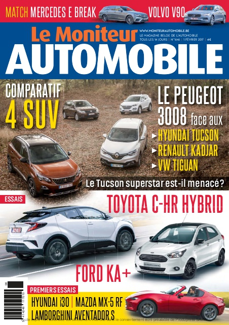Moniteur Automobile magazine n° 1646