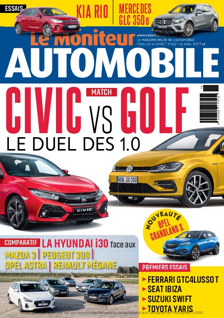 Moniteur Automobile magazine n° 1652