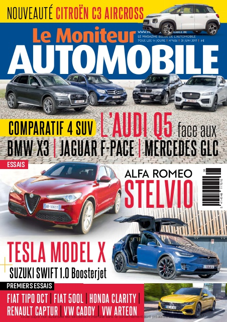 Moniteur Automobile magazine n° 1656