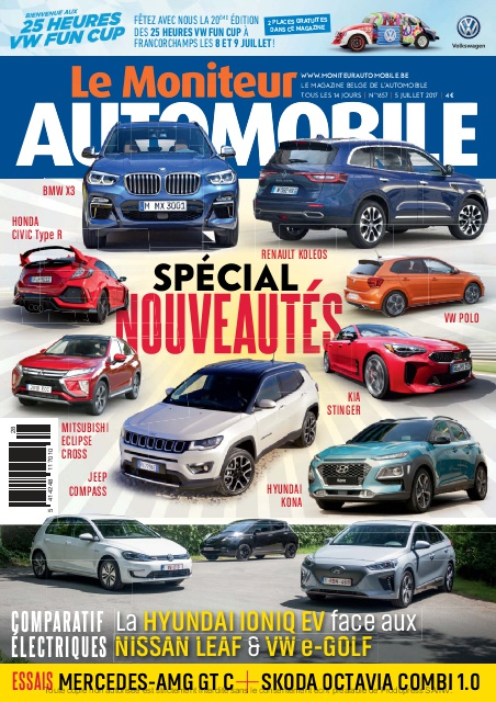 Moniteur Automobile magazine n° 1657