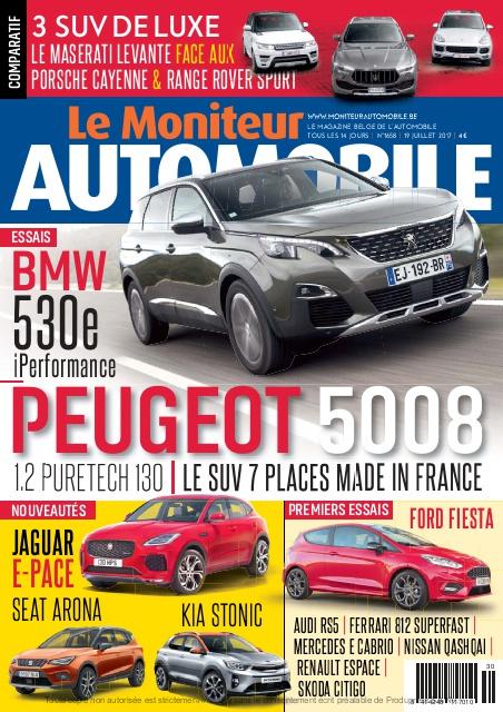 Moniteur Automobile magazine n° 1658