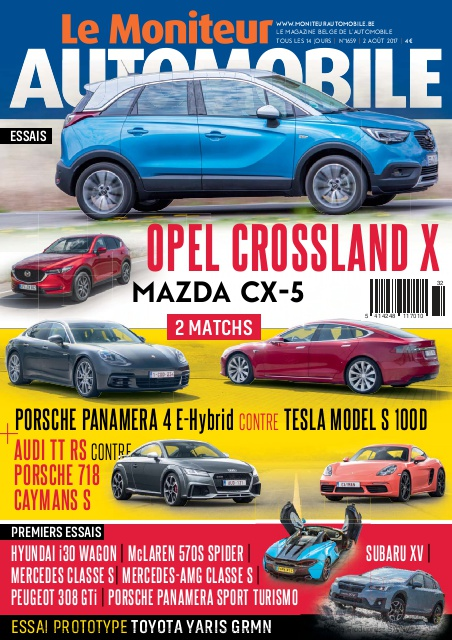 Moniteur Automobile magazine n° 1659