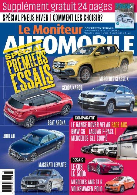 Moniteur Automobile magazine n° 1666