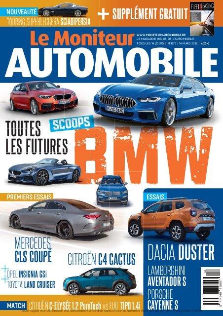 Moniteur Automobile magazine n° 1675
