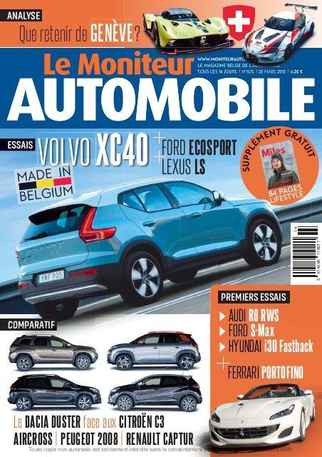 Moniteur Automobile magazine n° 1676