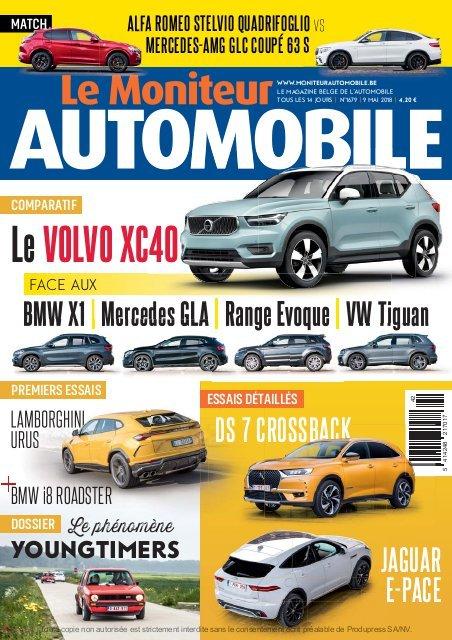 Moniteur Automobile magazine n° 1679