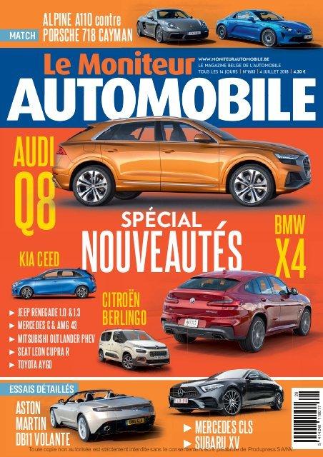 Moniteur Automobile magazine n° 1683