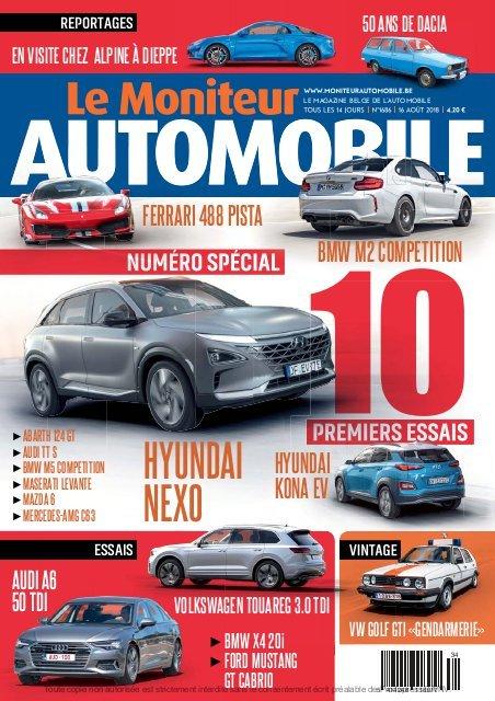 Moniteur Automobile magazine n° 1686
