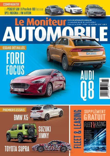 Moniteur Automobile magazine n° 1690