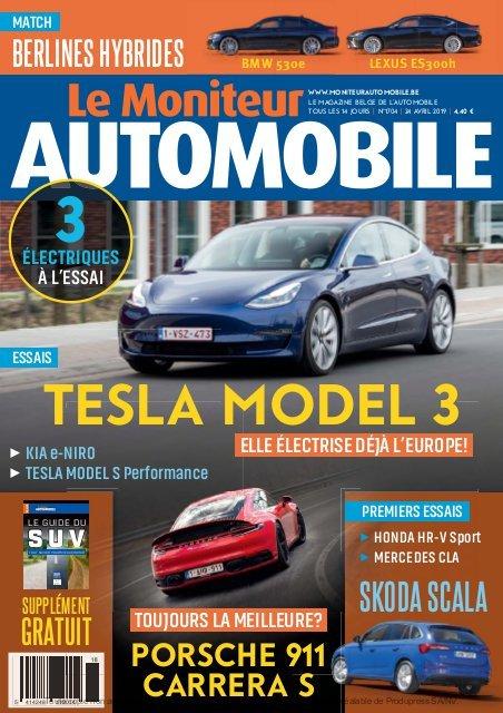 Moniteur Automobile magazine n° 1704
