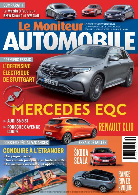 Moniteur Automobile magazine n° 1708