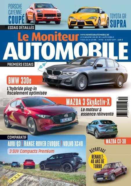 Moniteur Automobile magazine n° 1712