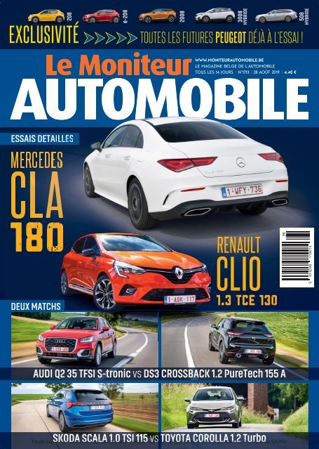 Moniteur Automobile magazine n° 1713