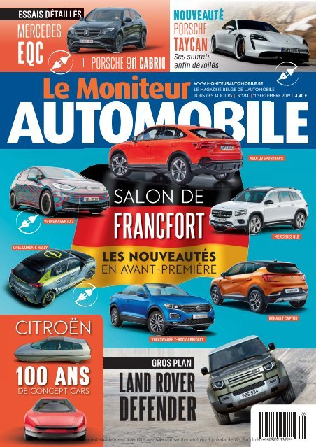 Moniteur Automobile magazine n° 1714