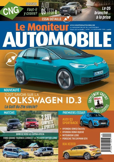 Moniteur Automobile magazine n° 1715