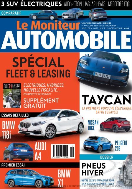 Moniteur Automobile magazine n° 1717