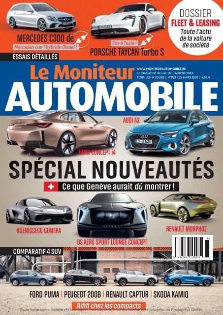 Moniteur Automobile magazine n° 1728