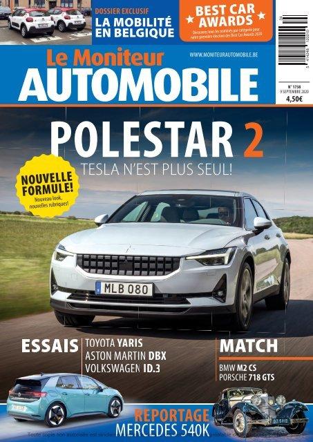 Moniteur Automobile magazine n° 1738