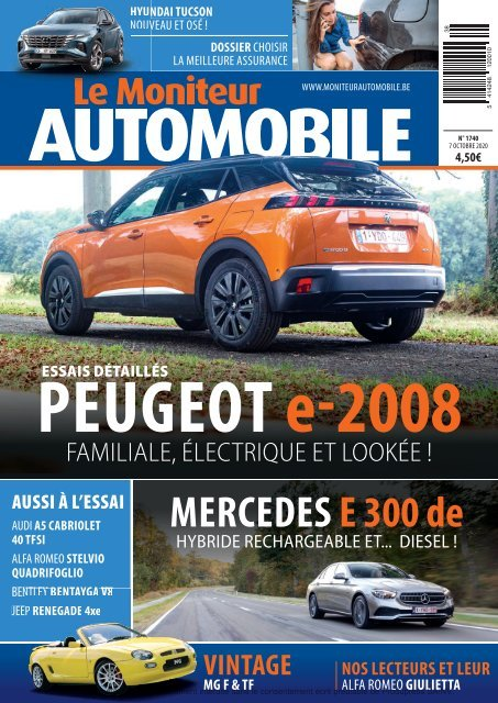 Moniteur Automobile magazine n° 1740