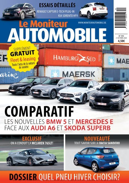 Moniteur Automobile magazine n° 1741