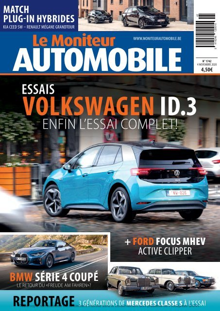 Moniteur Automobile magazine n° 1742