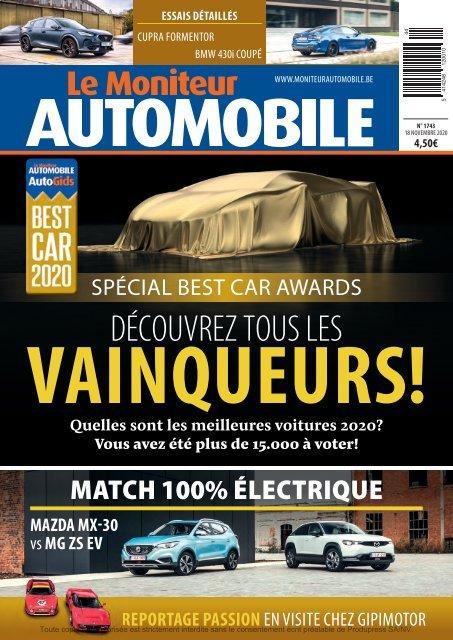 Moniteur Automobile magazine n° 1743