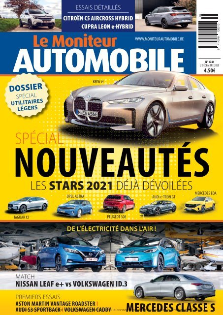 Moniteur Automobile magazine n° 1744