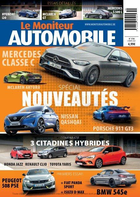 Moniteur Automobile magazine n° 1750