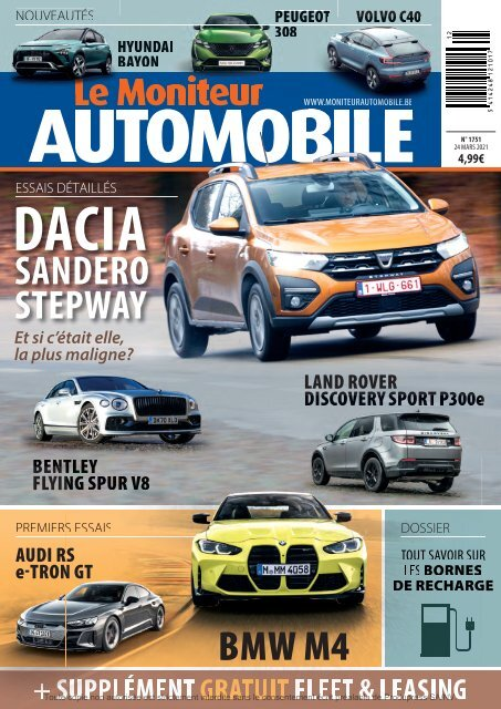 Moniteur Automobile magazine n° 1751