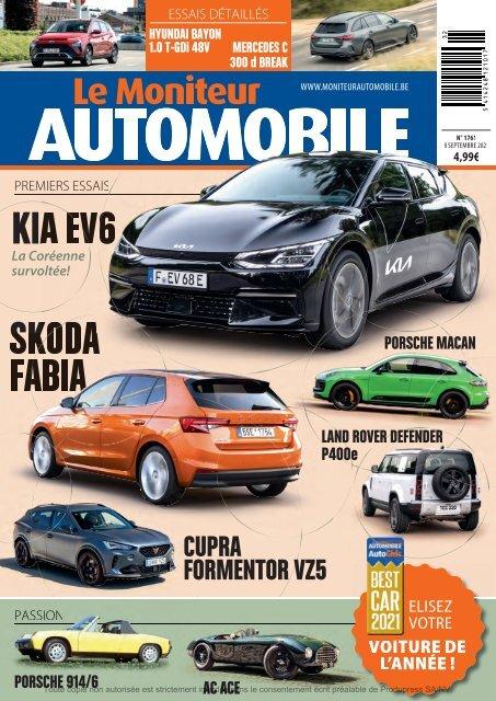 Moniteur Automobile magazine n° 1761